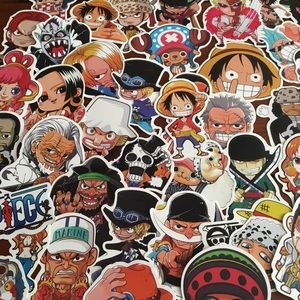 One Piece Stickers